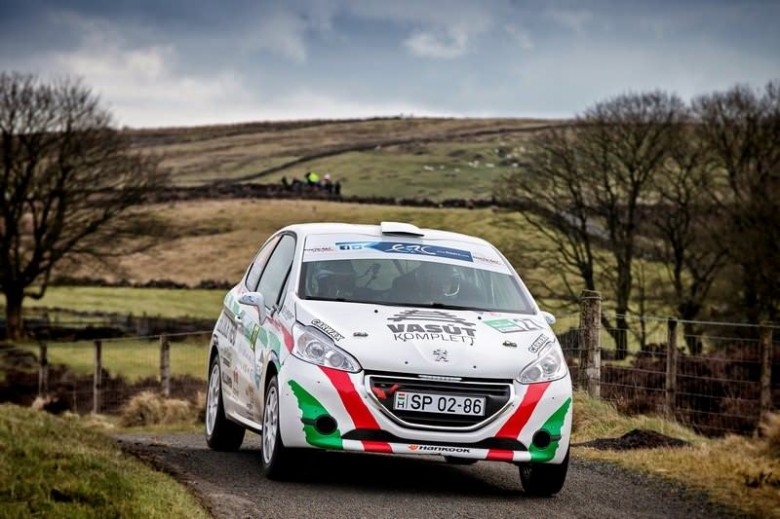 Rally Hírek - Circuit of Ireland Rallye
